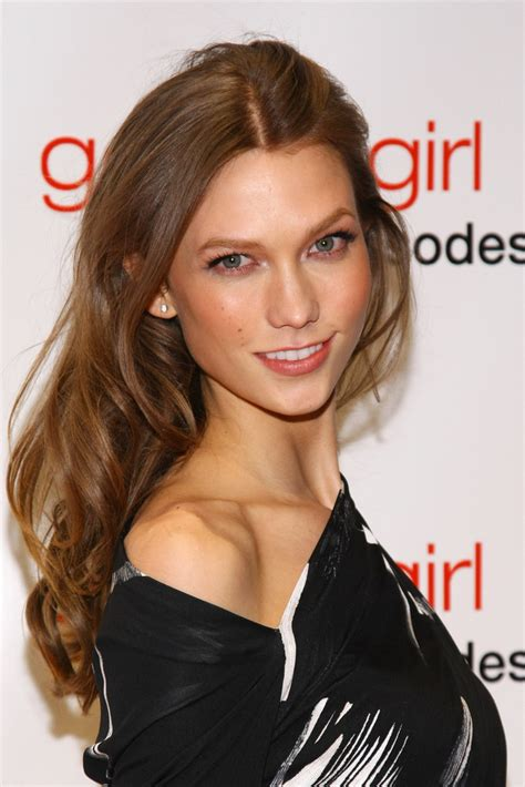 hair style of karli hair karlie kloss photos photos quot gossip girl quot celebrates 100
