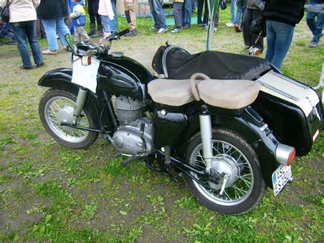 Dkw Motorrad Mit Beiwagen by Mz Es250 Mit Beiwagen Beim Oldtimertreffen Des Admv
