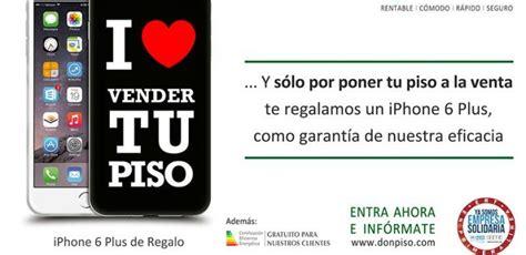 donpiso renueva la ca 241 a de regalo de un iphone 6 plus - Don Piso Madrid