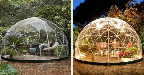 amazon  selling  transparent igloo    build