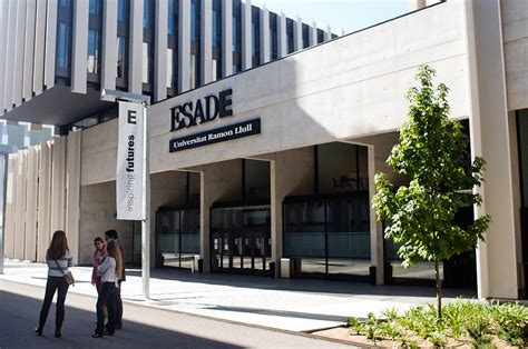 Mba Esade Cost by Esade Business School Fairs