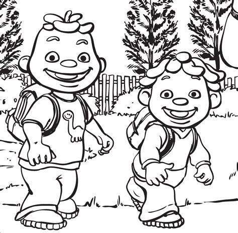 Fil A Coloring Pages by Sid The Science Kid Coloring Pages Coloring Home