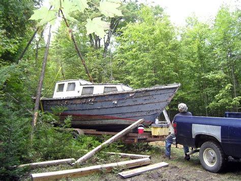 dory powerboat doryman st pierre dory