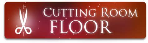 Cutting Room Floor by J B Kaufman