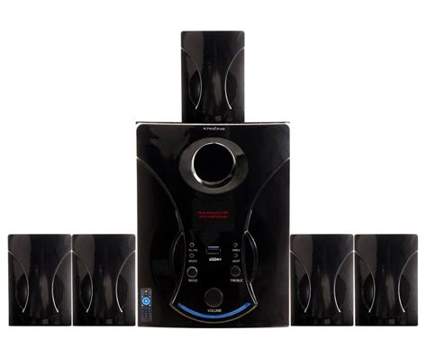 buy krisons 5 1 bluetooth home theater in india