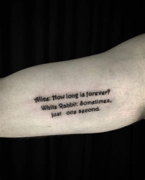 powerful tattoos 52 powerful quote tattoos everyone should read