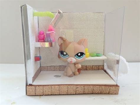 How To Make Lps Stuff Out Of Paper - best 25 lps houses ideas on dolls and