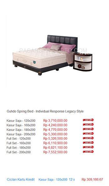 Kasur Guhdo Termurah harga guhdo bed harga bed termurah di