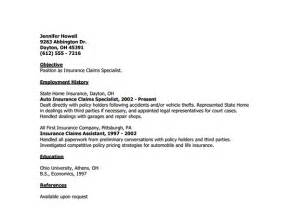 Auto Insurance Adjuster Cover Letter by Urlscan Io Andu Us