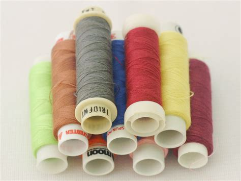 Threads In Time how to choose sewing thread 6 steps with pictures wikihow