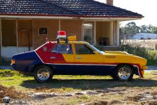 cars on mad max ford falcon and dodge challenger