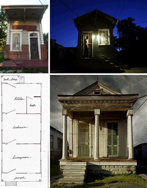 Southern Homes House Plans by Shotgun Style Historic Small Plan Homes Have No Hallways