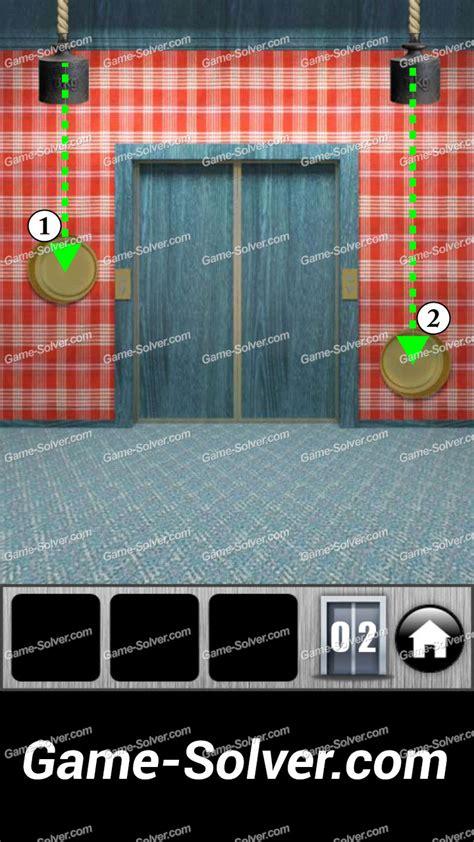 100 doors 2013 lvl 2 100 doors runaway level 2 game solver