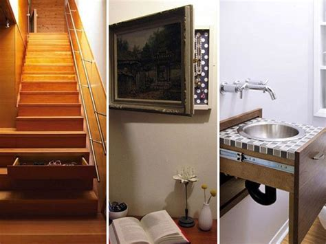 hidden storage ideas 20 top secret spots for hidden storage around your house