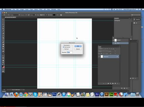 how to make a template in photoshop create a comic book page in photoshop using