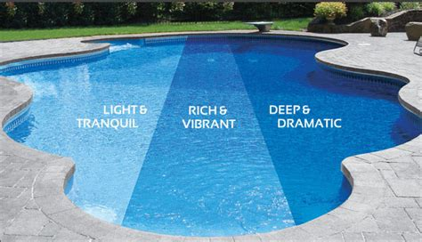 light and rich series options pool pool liners lights and swimming pools