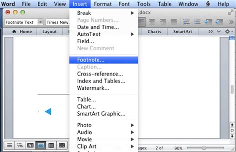 format footnotes in word mac formatting in text cites