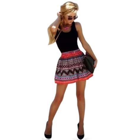 Mini Dress S Xl aliexpress buy wholesale s casual print black sleeveless dress square collar mini