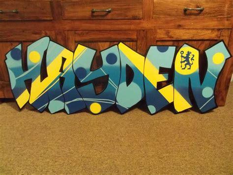 hayden graffiti  graffiti font pinterest