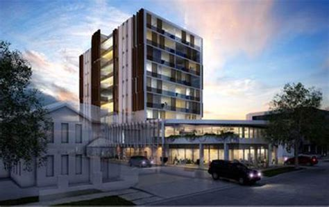 Apartment Plans For Canning Bridge Two Tower Canning Bridge Apartments Business News