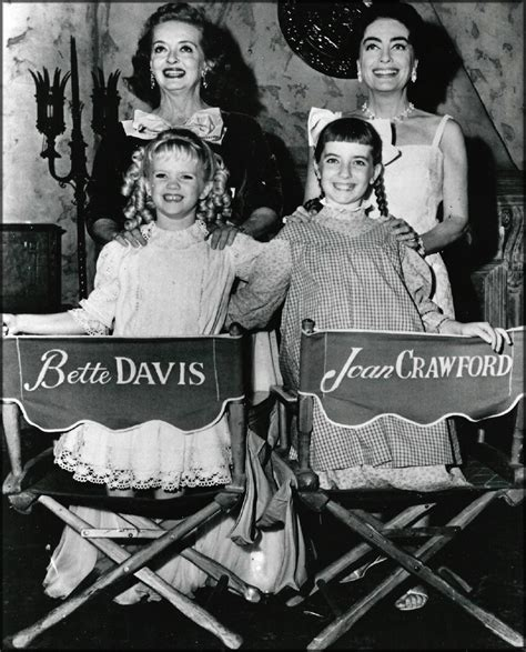 betty davis children six degrees of joan crawford bette davis and what ever