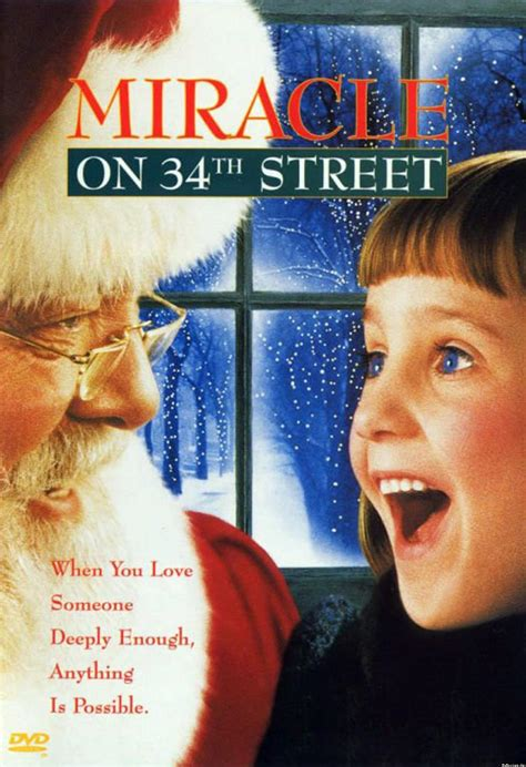 miracle on 34th street 1994 film comparisons miracle on 34th street forever starlet