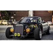 Mazda Miata MX 5 Gets A Rat Rod Treatment  Autoevolution