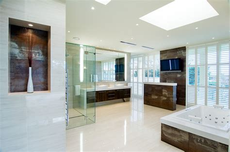 bathroom tv ideas big bathroom award winning ideas digsdigs