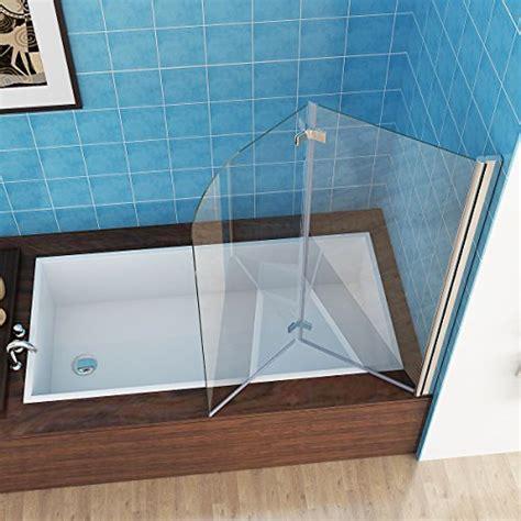 badewannen duschwand duschwaende fuer badewanne ratgeber infos top produkte