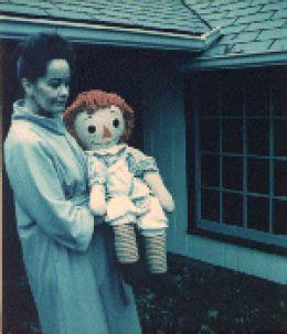 haunted doll named annabelle annabell the haunted doll blakalade