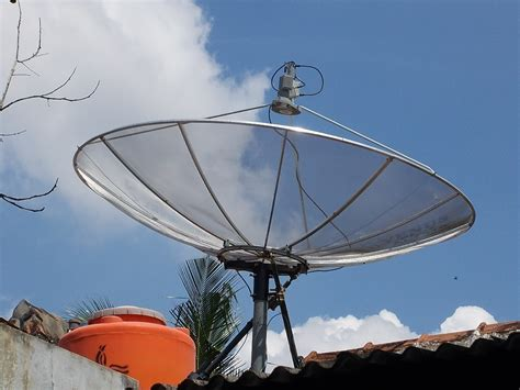 install parabolic antenna tv world electricity