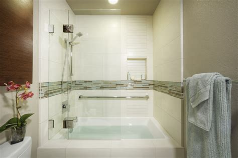 hall bathroom tiles hall bath modern bathroom sacramento by mak design