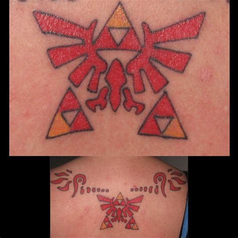 how to clean a new tattoo and what not to do when cleaning my triforce tattoo clean