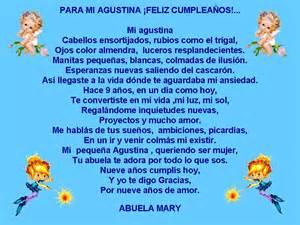 Poemas para abuelas en su cumplea 241 os