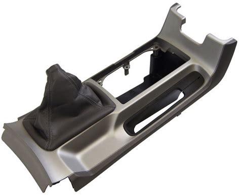 toyota solara center console wmanual trans stone grey aab