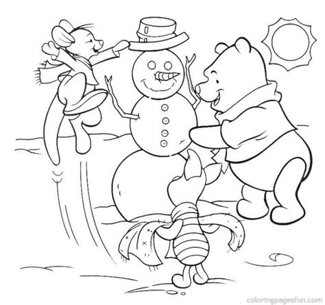 coloring pages of disney christmas disney christmas coloring pages printable coloring home