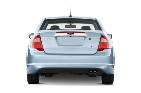 auto rear view 2012 ford fusion reviews and rating motor trend