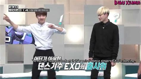 exo eng sub eng sub exo 90 2014 ep 10 preview youtube