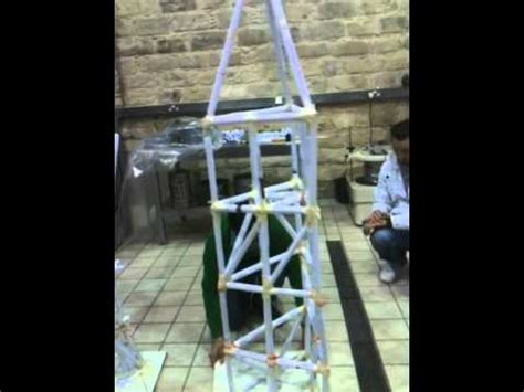 How To Make A Paper Tower - paper tower building at the cyprus of