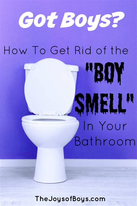 get rid of bathroom smell how to get rid of the boy smell in your bathroom