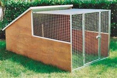 recinti per cani da esterno usati confortevole soggiorno box per cani