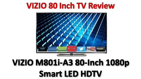 80 Inch Tv Review by Best 80 Inch Hdtv Vizio 80 Inch Tv Review