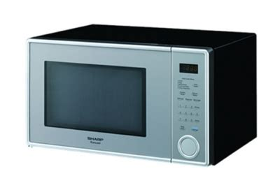 Microwave Sharp R 299in S sharp 1 1 cu ft touch countertop microwave r309yv
