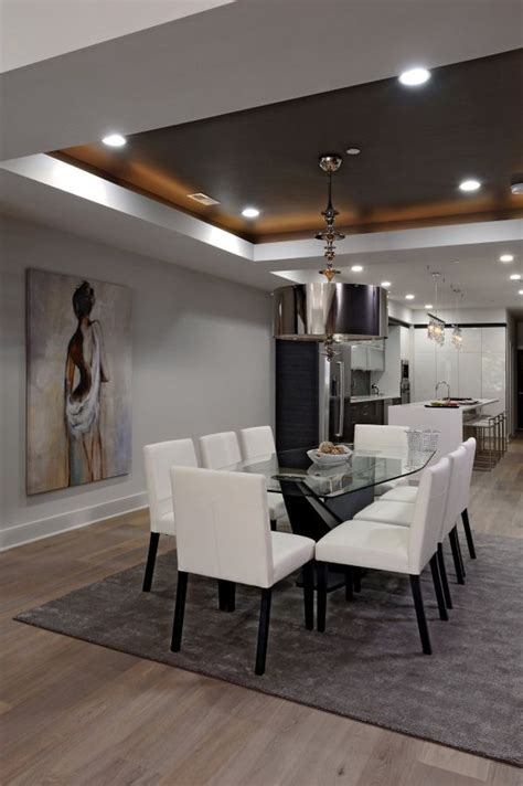 Dining Table In Great Room