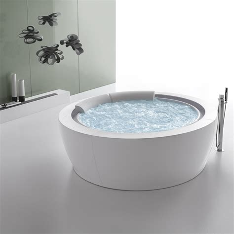 baignoire ilot hydromassage hafro geromin