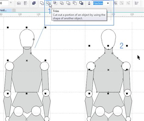 geometric pattern in corel draw new tutorial available creating a geometric fashion