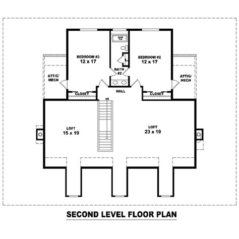 Floor Plan 3000 Sq Ft House by Country Style House Plan 3 Beds 2 5 Baths 3000 Sq Ft