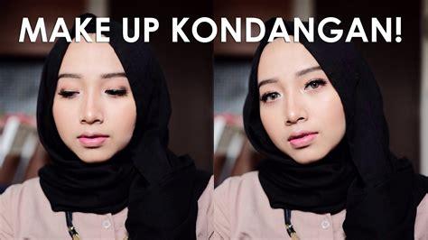 tutorial makeup fathi nrm kondangan make up update fathi nrm indonesia youtube