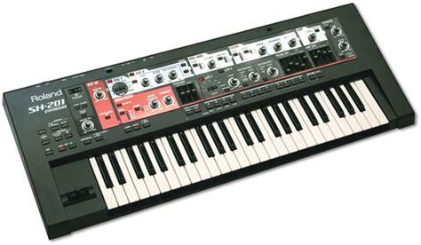 Keyboard Roland Sh 201 Roland Sh 201 Vintage Synth Explorer