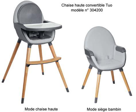Chaise Haute évolutive by Chaises Haute Excellent Chaise Haute Volutive Tibu